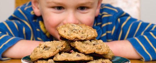 Os perigos da gordura hidrogenada para a saúde da criança